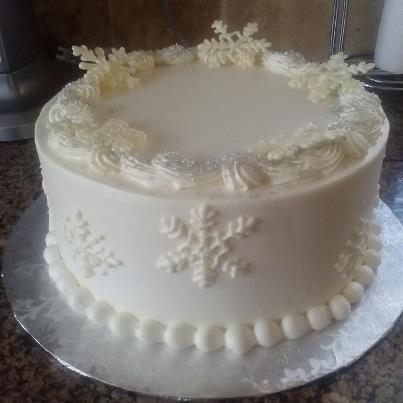 Blue Velvet with Cream Cheese Icing